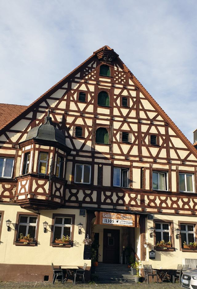 Restaurant Ilios in Windsbach
